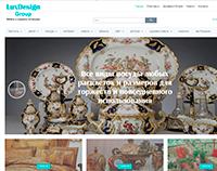 LuxDesignGroup - интернет-магазин эксклюзивных товаров