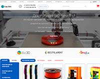 Top3DV - Продажа 3Д принтеров и расходных материалов