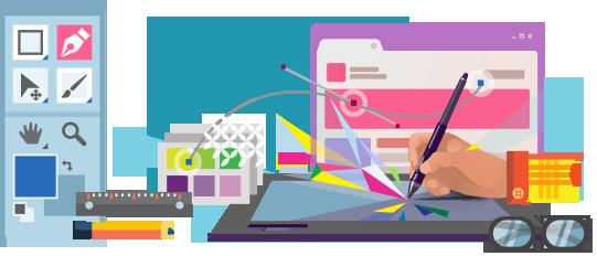 заказать веб дизайн сайта в профессиональной веб студии