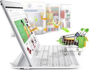 Купить создание интернет магазина