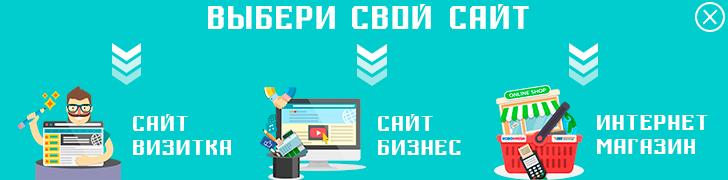 Установите flash! И закажите в нашей веб студии создание, обслуживание или продвижение сайта